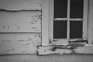 The paint cracking and the worn wood of past dayshellip