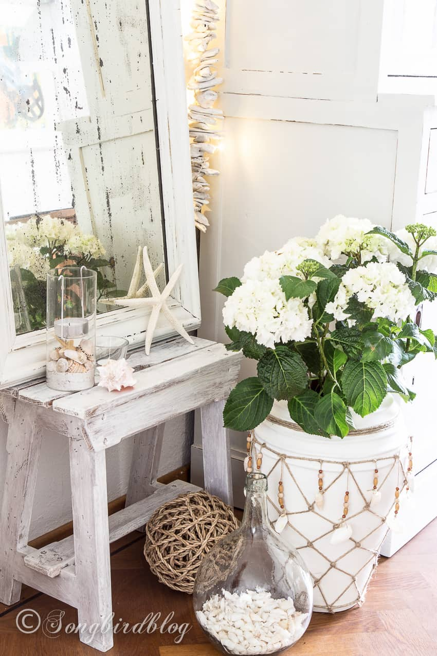 Diy Beach House Decor Is Summer Decorating At Its Best