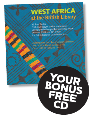 West Africa British Library Bonus CD