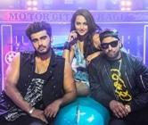 Promotional Song of the movie 'Tevar' with Arjun Kapoor, Sonaksh