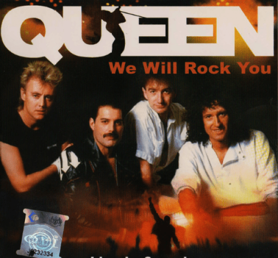 """Meaning of """"We Will Rock You"""" by Queen - Song Meanings and Facts"""