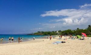 Hapuna Beach. Best beach in the world.