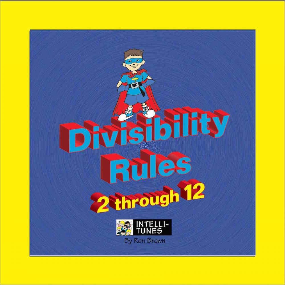 medium resolution of Intelli-Tunes: Divisibility Rules 2-12 CD