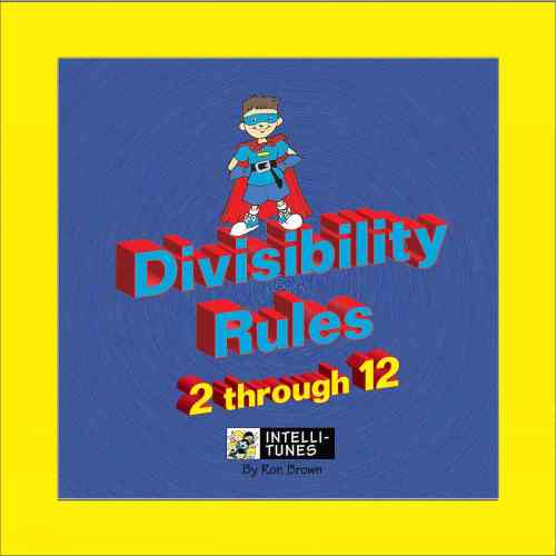 small resolution of Intelli-Tunes: Divisibility Rules 2-12 CD