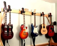 The 4 Best Guitar Wall Hangers  Reviews 2018