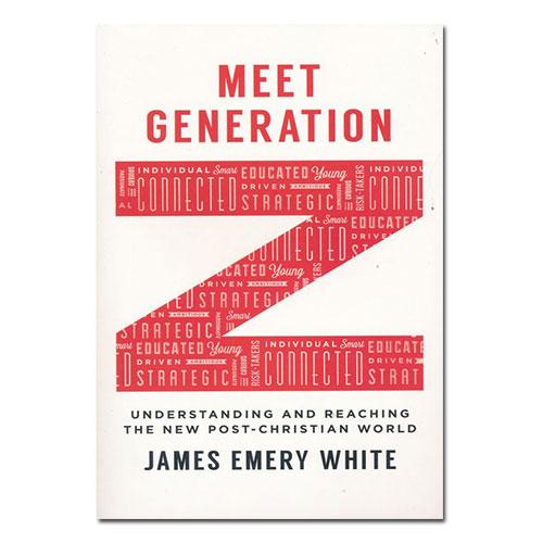 Meet Generation Z Book Cover