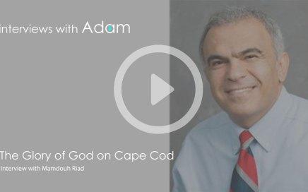Mamdouh Riad The Glory of God on Cape Cod