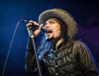 Adam Ant announces US and UK mega tour