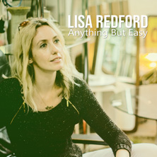 Anything But Easy by Lisa Redford