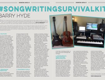 Barry Hyde of The Futureheads' Songwriting Survival Kit
