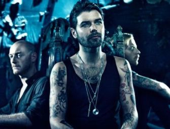 Biffy Clyro to head-up Edinburgh's Hogmany Concert in the Gardens
