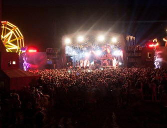Live review: Boomtown festival
