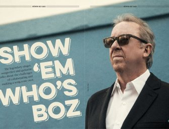 Interview: Boz Scaggs