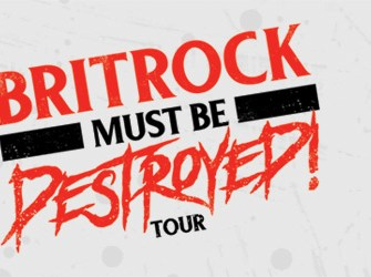 Britrock Must Be Destroyed