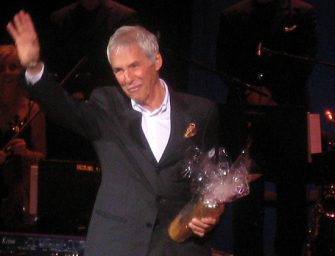 Burt Bacharach calls for clarity over plagiarism laws
