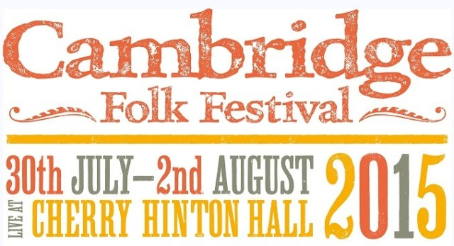 Cambridge Folk Festival 2015