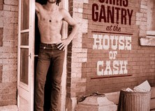Chris Gantry 'At The House Of Cash' album cover