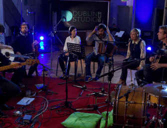 Win a €1,000 recording package with Dublin Studio Hub