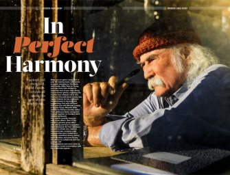 Interview: David Crosby