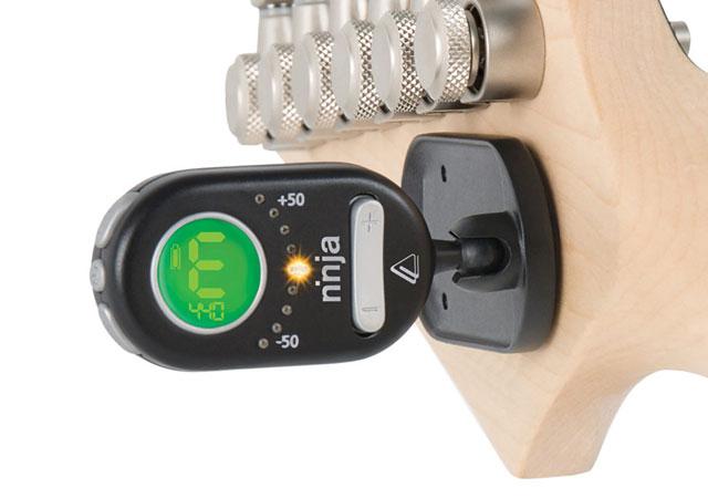 Deltalab Ninja NT100 guitar tuner