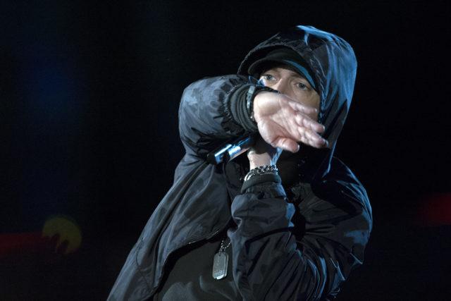 Eminem releases his new album this December