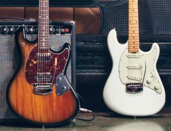 Ernie Ball refreshes StingRay and Cutlass models