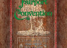 Fairport Convention 'Come All Ye – The First 10 Years' album cover