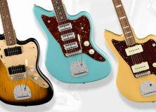 Fender Jazzmaster 60th anniversary