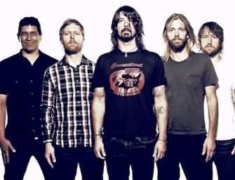 Foo Fighters announce UK live dates