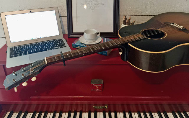 Gretchen Peters Songwriting Survival Kit