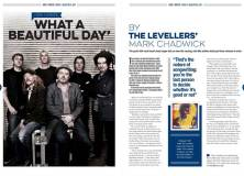 How I Wrote 'What A Beautiful Day' by The Levellers' Mark Chadwick