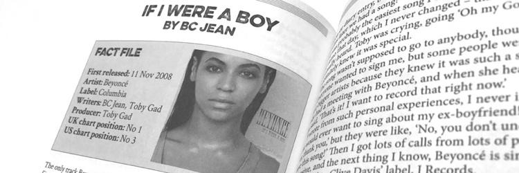 How I Wrote book 'If I Were A Boy'