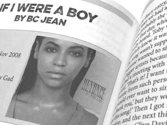 How I wrote 'If I Were A Boy' for Beyoncé by BC Jean