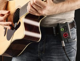 IK Multimedia sets the iRig Acoustic Stage