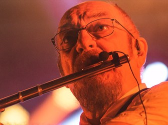 How I wrote 'Living In The Past' by Jethro Tull's Ian Anderson