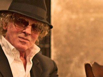 Interview: Ian Hunter (Part One)
