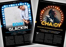 Introducing Cha:dy and Eoin Glackin