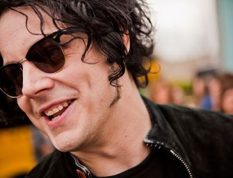Jack White is recording his next solo album