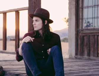 James Bay wins Critics' Choice Brit award