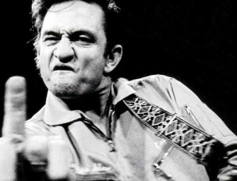 Johnny Cash's 'American Recordings' out on vinyl next week