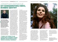 Jonathan Donahue: My Songwriting Hero, Bobbie Gentry