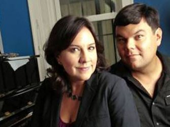 Sodajerker presents… Kristen Anderson-Lopez and Robert Lopez