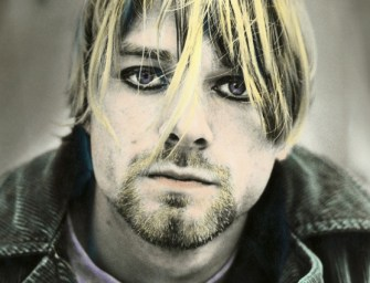 Kurt Cobain 'solo album' due this November