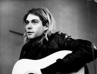 Kurt Cobain solo recordings to be released this summer