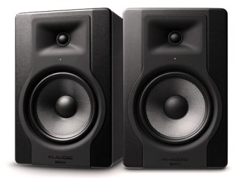 M-Audio unveils new monitor speakers
