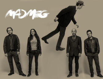 EXCLUSIVE! 'Circling The Drain' by Mad Meg