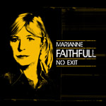 Marianne Faithfull 'No Exit' cover