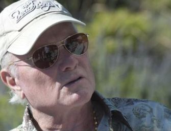 Mike Love penning his memoirs