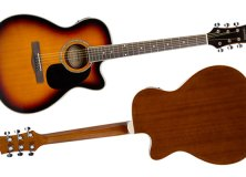 Mitchell MO120CESB acoustic-electric guitar