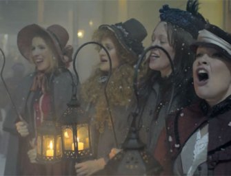 Christmas song contest winner to hit UK TV
